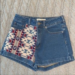 High waisted MOM Short